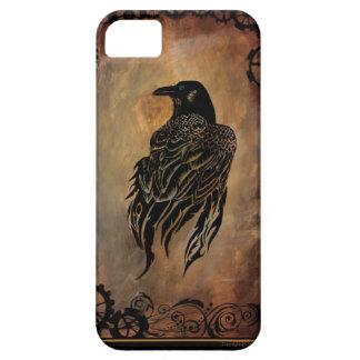 Clockwork Raven iPhone SE/5/5s Case