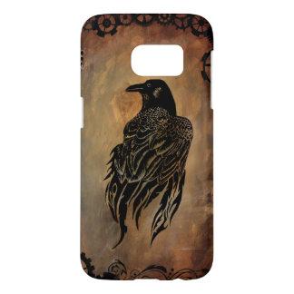 Clockwork Raven Samsung Galaxy S7 Case