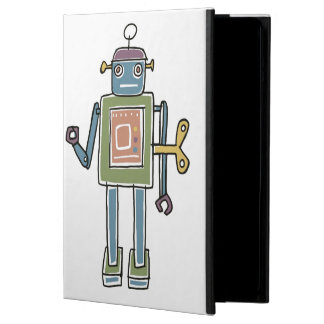 Clockwork Robot Cover For iPad Air