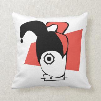 Clockwork Shaco Throw Pillow