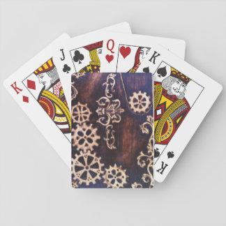 Clockwork Victoriana Playing Cards