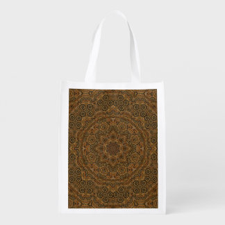 Clockwork Vintage Kaleidoscope   Reusable Bags