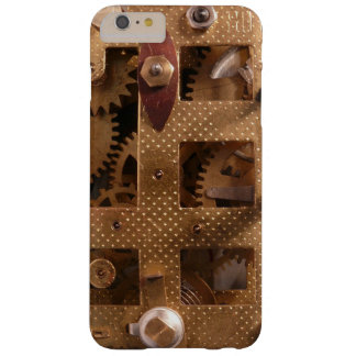Clockworks Gear Mechanisms Barely There iPhone 6 Plus Case