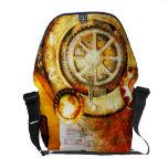 Clockworks - Steampunk Messenger Bag