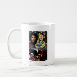 Cloe The Tribe Classic White Coffee Mug
