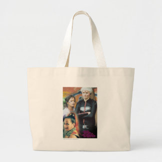 Cloe The Tribe Jumbo Tote Bag