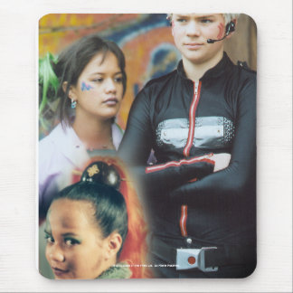 Cloe The Tribe Mouse Pad