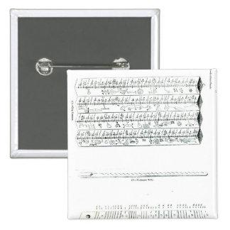 Clog Almanac Pinback Button