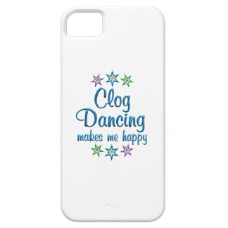 Clog Dancing Happy iPhone 5 Cover