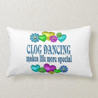 Clog Dancing More Special Pillow