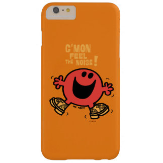 Clog Dancing Mr. Noisy Barely There iPhone 6 Plus Case