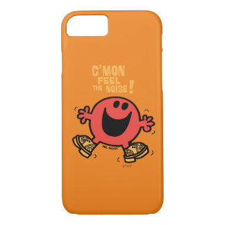 Clog Dancing Mr. Noisy iPhone 7 Case