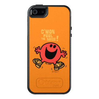 Clog Dancing Mr. Noisy OtterBox iPhone 5/5s/SE Case