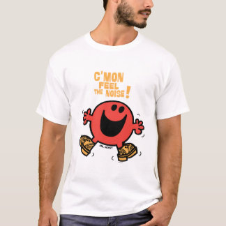 Clog Dancing Mr. Noisy T-Shirt