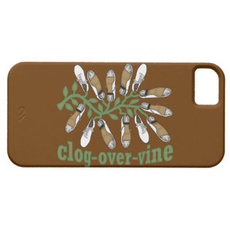 Clog Over Vine Dance iPhone 5 Cover