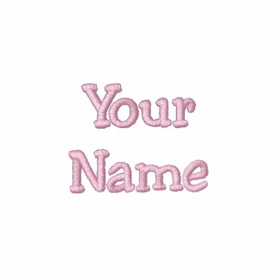 Clogger Personalized Embroidered Hoodie