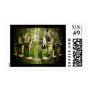 Cloister Postage Stamps