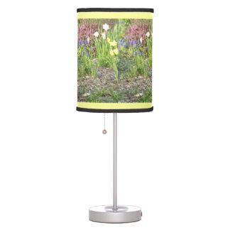Cloisters Gardens #2 Desk Lamp