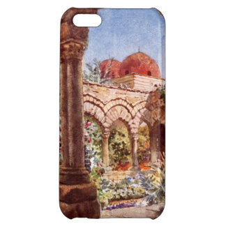 Cloisters of San Giovanni in Palermo, Italy iPhone 5C Case