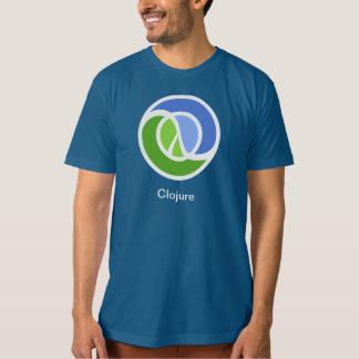 Clojure T, Large Logo Tee Shirt