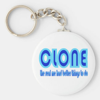 CLONE! Halloween Costume Design Keychain