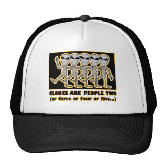 Clones Are People Two Trucker Hat