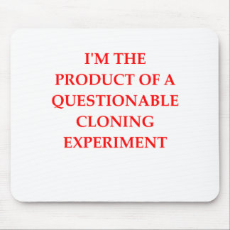 CLONING MOUSE PAD