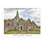 Clonmacnoise - Ireland Postcard