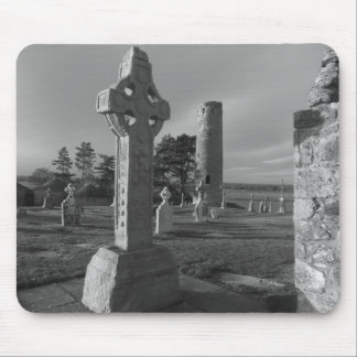 Clonmacnoise Mouse Pad