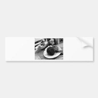 """Clono art fashion original design brand modern "" Bumper Sticker"