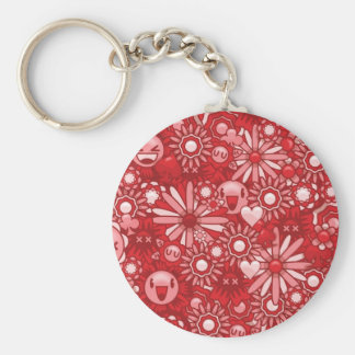 Clooci Power Flower Keychain