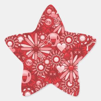 Clooci Power Flower Sticker