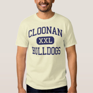 Cloonan Bulldogs Middle Stamford Connecticut T Shirt