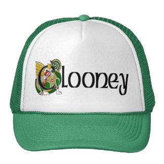 Clooney Celtic Dragon Cap Hat