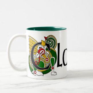 Clooney Celtic Dragon Mug