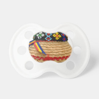 clop traditional hat pacifier
