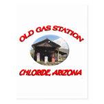 Cloruro viejo AZ de la gasolinera Postal