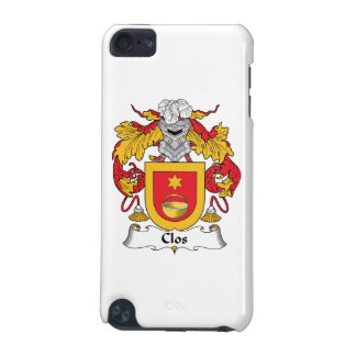 Clos Family Crest iPod Touch (5th Generation) Cover