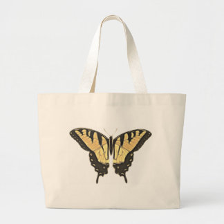 close Butterfly Large Tote Bag