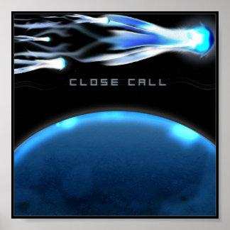 Close Call Poster