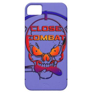 Close Combat Système Coque Iphone 4 iPhone SE/5/5s Case