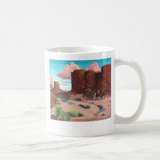 Close Encounter, Desert Bug Coffee Mug