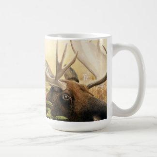 Close Encounter Moose Mug