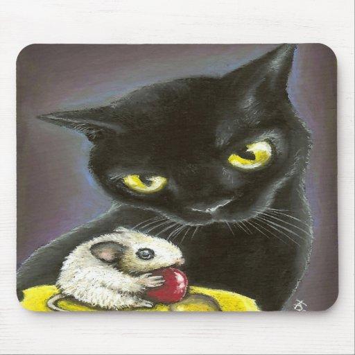 Close encounter mouse pads