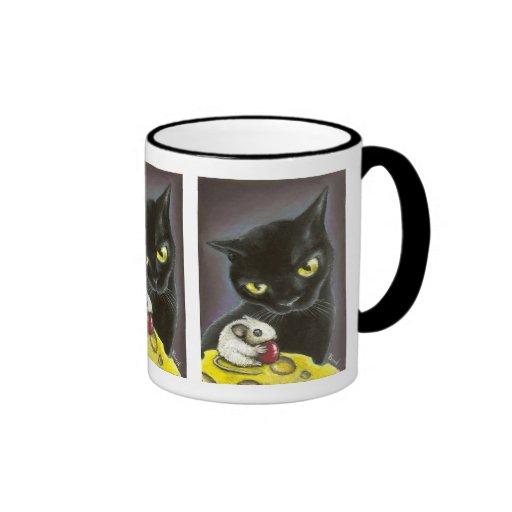 Close encounter mug