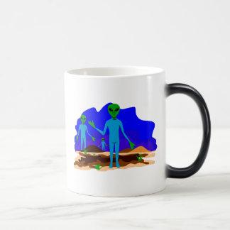 Close Encounter with the 3rd Kind Magic Mug