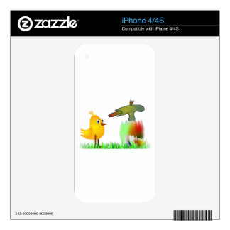 Close Encounters of the Third Kind Skins For iPhone 4S