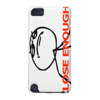 Close enough comic face iPod touch (5th generation) cases