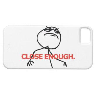 Close Enough iPhone SE/5/5s Case
