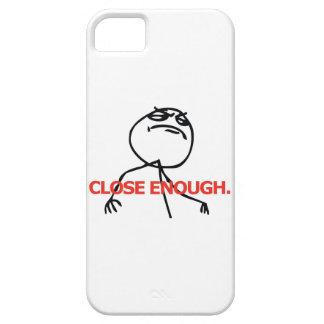Close Enough. iPhone SE/5/5s Case